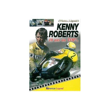 DVD moto n°14, Kenny Roberts, l'Américain qui bat les ténors européens !