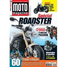 Moto Mag spécial : Roadster 2008