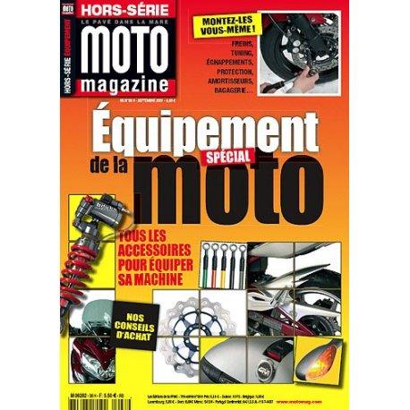 Moto Mag : Hors Série accessoires - 2007