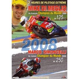 DVD moto n° 16 : Les grands moments du championnat moto 2008 125 & 250 cc