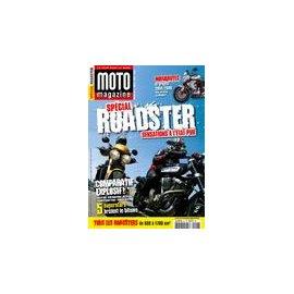 Moto Mag spécial : Roadster 2005