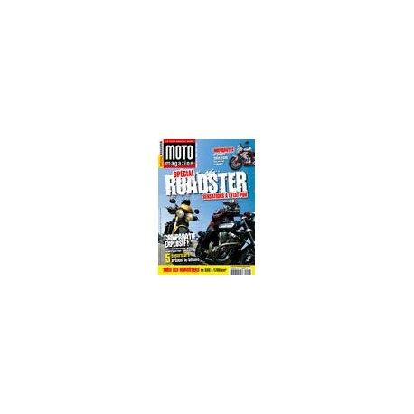 Moto Mag spécial : Roadster 2005 - Numéro Spécial - juillet 2005