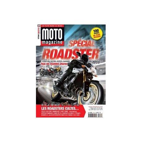 Moto Mag spécial : Roadster 2010