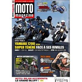 Moto Magazine n° 270 - septembre 2010