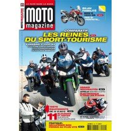 Moto Magazine n°274 - Février 2011