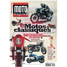 Moto Magazine spécial Motos Classiques (2010/2011)