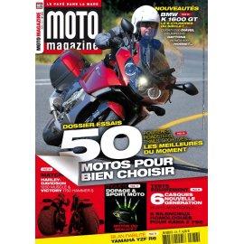 Moto Magazine n°276 - Avril 2011
