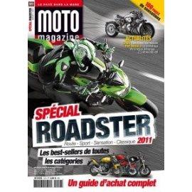 Moto Mag spécial : Roadster 2011