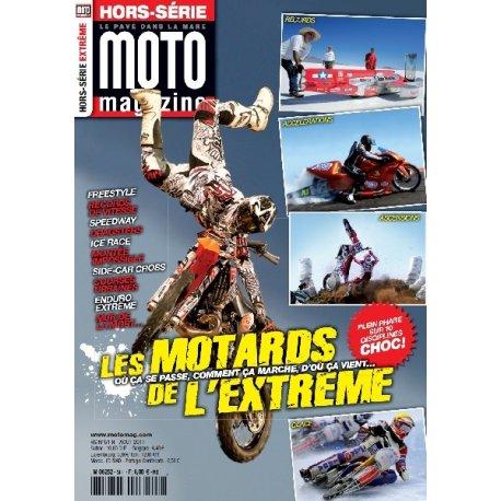 Moto Magazine Hors série Extrême 2011