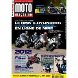 Moto Magazine n°282 - Novembre 2011