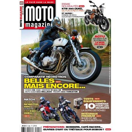Moto Magazine n° 298 – Juin 2013