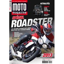 Moto Magazine spécial Roadster 2013 !