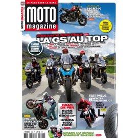 Moto Magazine n° 299 – Juillet/Août 2013