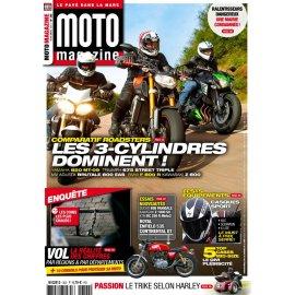 Moto Magazine n° 302 – Novembre 2013
