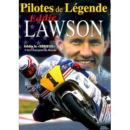 DVD moto n° 29 – EDDIE LAWSON – Le plus flamboyant des pilotes