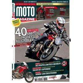 Moto Magazine n° 306 – Avril 2014