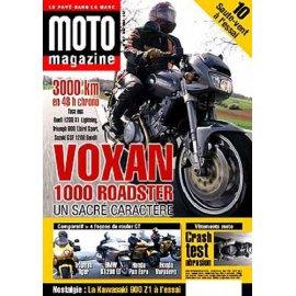 Moto Magazine n° 157 - mai 1999