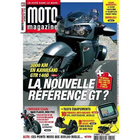 Moto Magazine n° 240