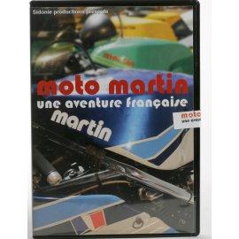DVD - Moto MARTIN : une aventure française