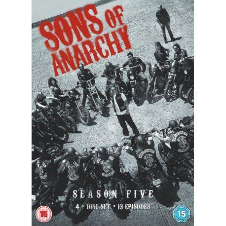 Sons of Anarchy - Saison 5 - Coffret intégral