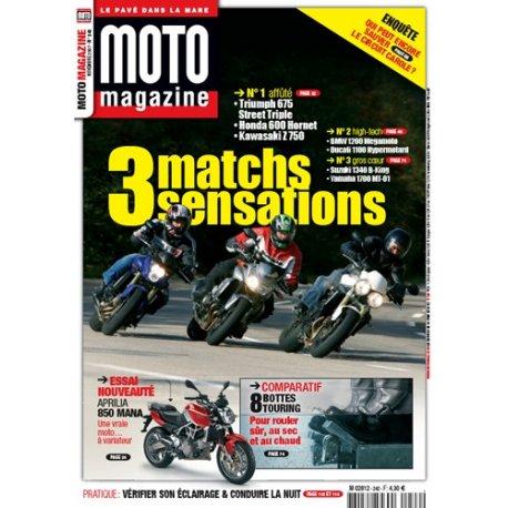 Moto Magazine n° 242