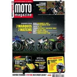Moto Magazine n°245 - Mars 2008