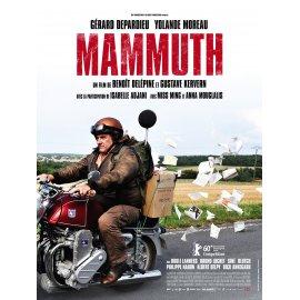 "BLU RAY : ""Mammuth"" avec Depardieu"