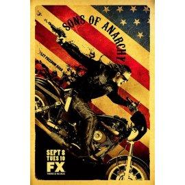 DVD : Sons of Anarchy - Saison 2 - Coffret intégral