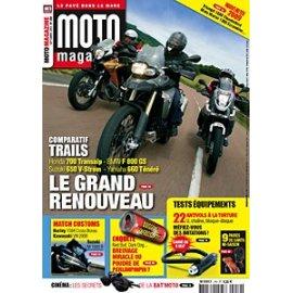 Moto Magazine n°250 - Septembre 2008