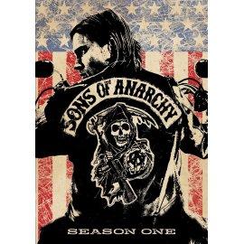 DVD : Sons of Anarchy - Saison 1 - Coffret intégral (Voir Bande annonce)