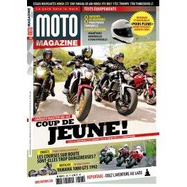 Moto Magazine n° 308 - Juin 2014