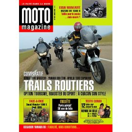 Moto Magazine n° 195 - mars 2003