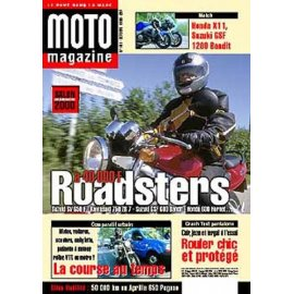 Moto Magazine n° 161 - octobre 1999