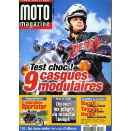 Moto Magazine n° 152 - novembre 1998