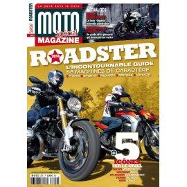 """Spécial Roadster 2014"" Moto Magazine"