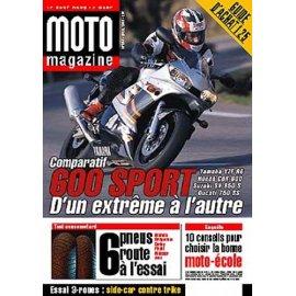 Moto Magazine n° 156 - avril 1999
