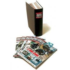 Reliure Moto Magazine - 10 numéros (1 an)