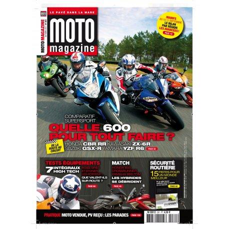 Moto Magazine n°281 - Octobre 2011