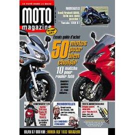 Moto Magazine n° 186