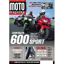 Moto Magazine n° 182 - novembre 2001