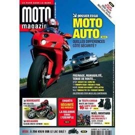 Moto Magazine n° 223 - Décembre 2005 / janvier 2006