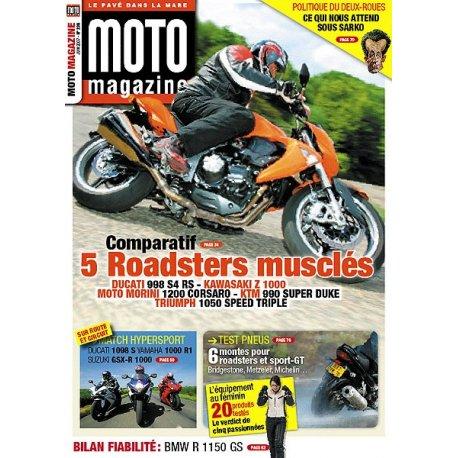 Moto Magazine n° 238