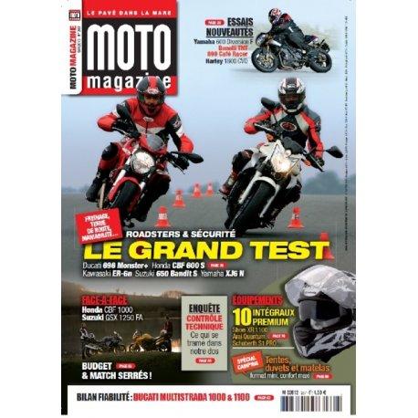 Moto Magazine n°267 - Mai 2010