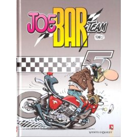 BD Joe Bar Team - Tome 5