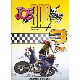 BD Joe Bar Team - Tome 3