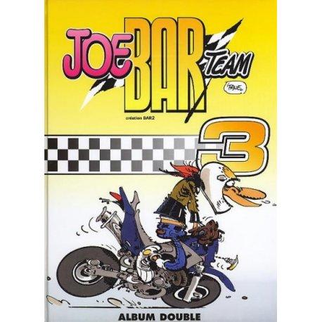 BD Joe Bar Team - Tome 3 vente achat couverture