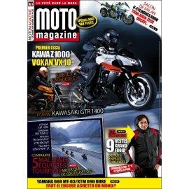 Moto Magazine n°263 - déc 2009/janvier 2010