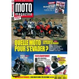 Moto Magazine n°259 - juillet-août 2009