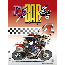 BD Joe Bar Team - Tome 4