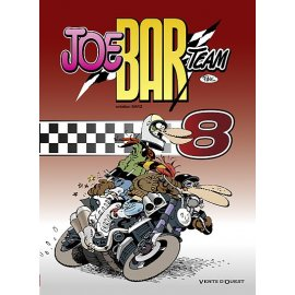 BD Joe Bar Team – Tome 8
